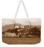 Timeless Alcatraz Weekender Tote Bag