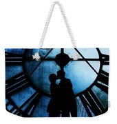 Timeless Love - Midnight Blue Weekender Tote Bag