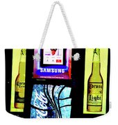 Times Square, Christmas Eve, 2011 Weekender Tote Bag