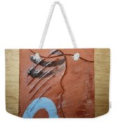 Timid - Tile Weekender Tote Bag