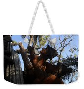 Timucuan Warriors Weekender Tote Bag