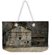 Tin Cup Chalice Rustic Barn Weekender Tote Bag