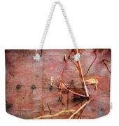 Tin Door - Red Pond Weekender Tote Bag