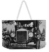 Tin Lizzy - Ford Model T Weekender Tote Bag