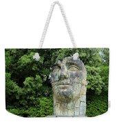 Tindaro Screpolato Sculpture In Boboli Garden 0197 Weekender Tote Bag