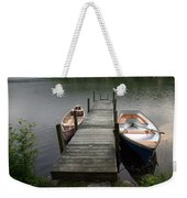 Tinmouth Pond Vermont Weekender Tote Bag
