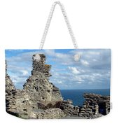 Tintagel Castle 1 Weekender Tote Bag
