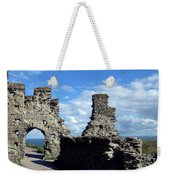 Tintagel Castle 2 Weekender Tote Bag