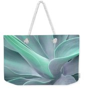 Tinted Agave Attenuata Abstract Weekender Tote Bag