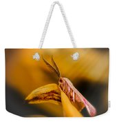 Tiny Butterfly Weekender Tote Bag