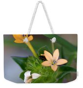 Tiny Flowers  Weekender Tote Bag