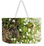 Tiny Flowers Weekender Tote Bag