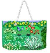 Tiny Garden  Weekender Tote Bag