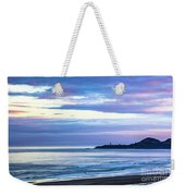 Guiding Light In The Distance Weekender Tote Bag