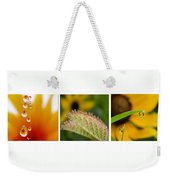 Tiny Miracles Weekender Tote Bag