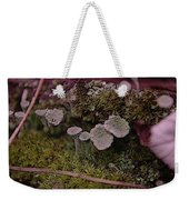 Tiny Mushrooms  Weekender Tote Bag