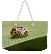 Tiny Spots Weekender Tote Bag