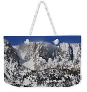 Tioga Pass Winds Weekender Tote Bag