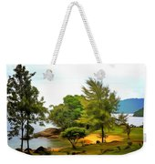Tioman Island Beach Weekender Tote Bag