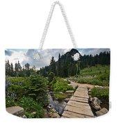 Tipsoo Meadows #2 Weekender Tote Bag