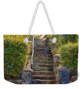 Tipsy Stairs Weekender Tote Bag