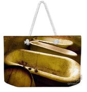 Tired Tubs Weekender Tote Bag