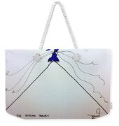 Tis String Theory Weekender Tote Bag