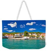 Tisno Panoramic View From Murter Island Weekender Tote Bag