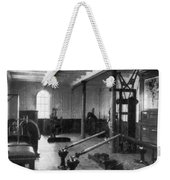 Titanic: Exercise Room, 1912 Weekender Tote Bag by Granger