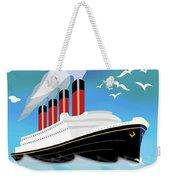 Titanic Weekender Tote Bag