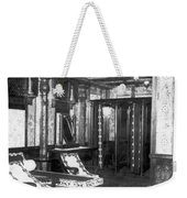 Titanic: Turkish Bath, 1912 Weekender Tote Bag