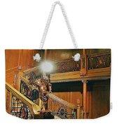 Titanics Grandeur Weekender Tote Bag