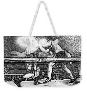 Titans Of The Ring Weekender Tote Bag