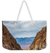 Titus Canyon Weekender Tote Bag