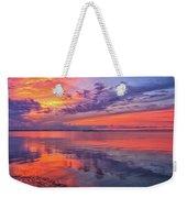 Titusville Sunset Weekender Tote Bag