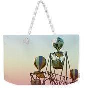 Tivoli Balloon Ride Weekender Tote Bag
