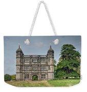 Tixall Gatehouse Weekender Tote Bag