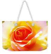 Tjs Rose A Glow Weekender Tote Bag