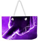 Tmnt 2   -  Donatello Smoky Purple. Weekender Tote Bag