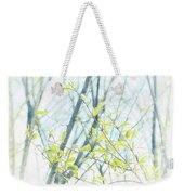 To Be In The Light Weekender Tote Bag