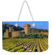 To Beat The Weather Weekender Tote Bag