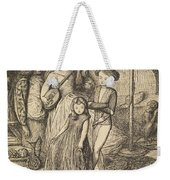 To Caper Nimbly In A Lady's Chamber To The Lascivious Pleasing Of A Lute Weekender Tote Bag