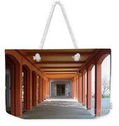 To Class Weekender Tote Bag