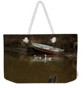 To Float Or Not To Float Weekender Tote Bag