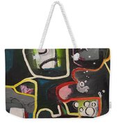 To Get Along Weekender Tote Bag
