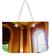 To God Be The Glory Weekender Tote Bag