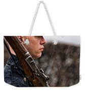 To Guard With Honor Weekender Tote Bag
