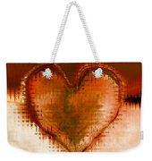 To Heart Weekender Tote Bag