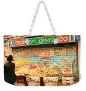 to market, to market Jerusalem Weekender Tote Bag