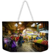 To Market Weekender Tote Bag